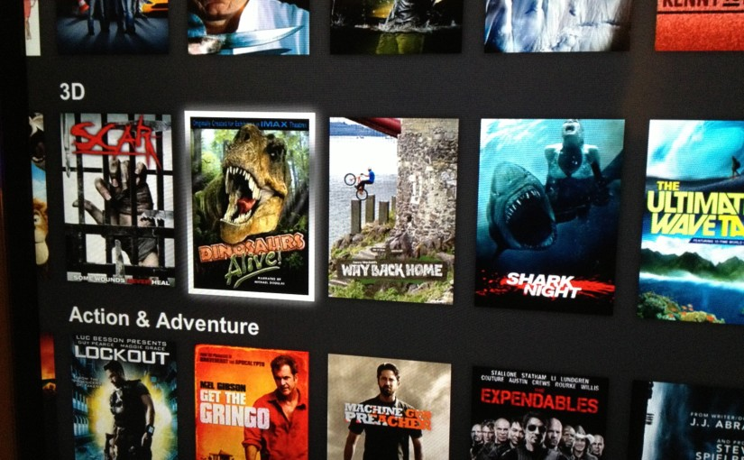 best 3d movies on netflix