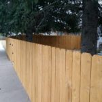 Adding A Fence & Stain To Your Backyard In Katy
