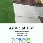 The Installation Of Artificial Turf in Murrieta